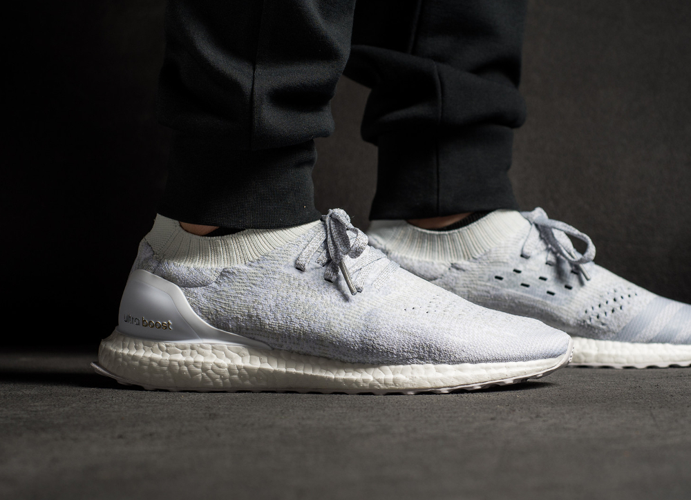 Chaussure Adidas Ultra Boost Uncaged LTD White (blanche) (1)