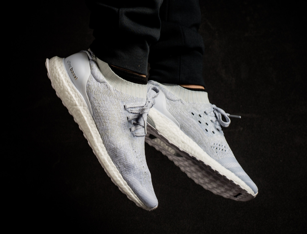 Chaussure Adidas Ultra Boost Uncaged LTD White (blanche)