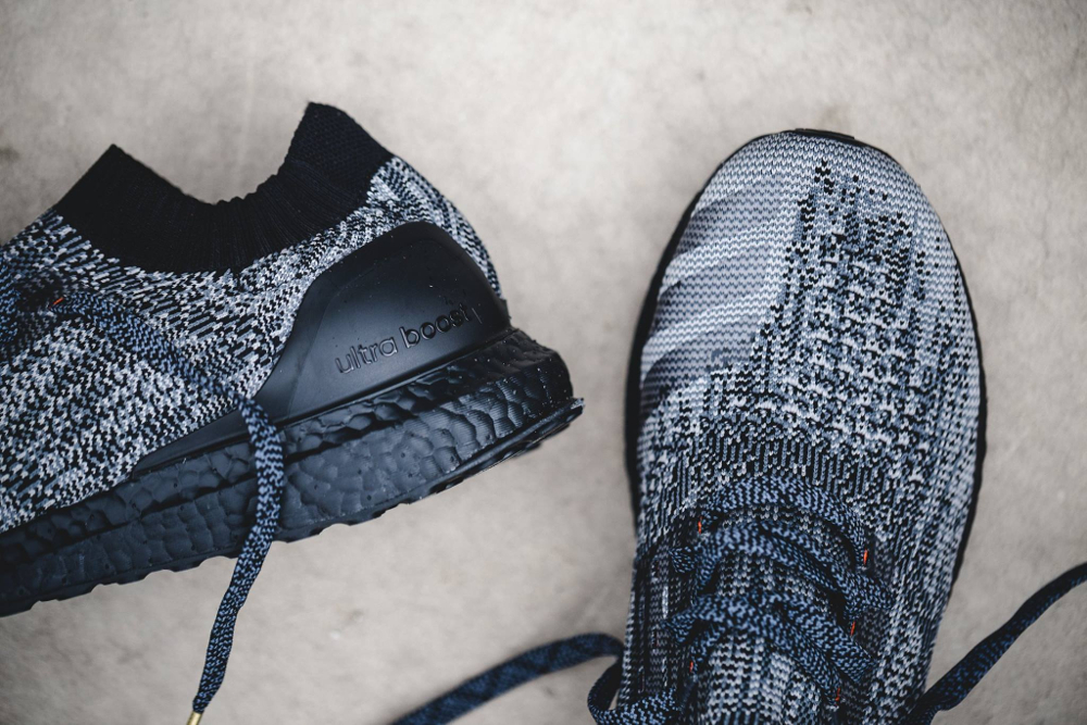 Chaussure Adidas Ultra Boost Uncaged Limited Black Gred (gris et noir) (4)