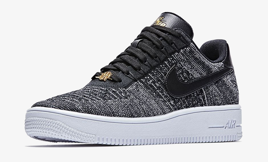 Chaussure Air Force 1 Low Flyknit Q54 (2)