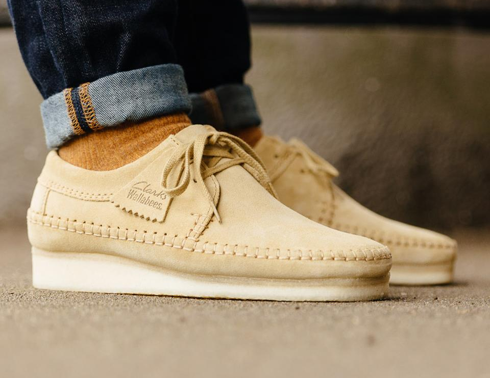 Chaussure Clarks Originals Weaver 'Maple Suede' (2)