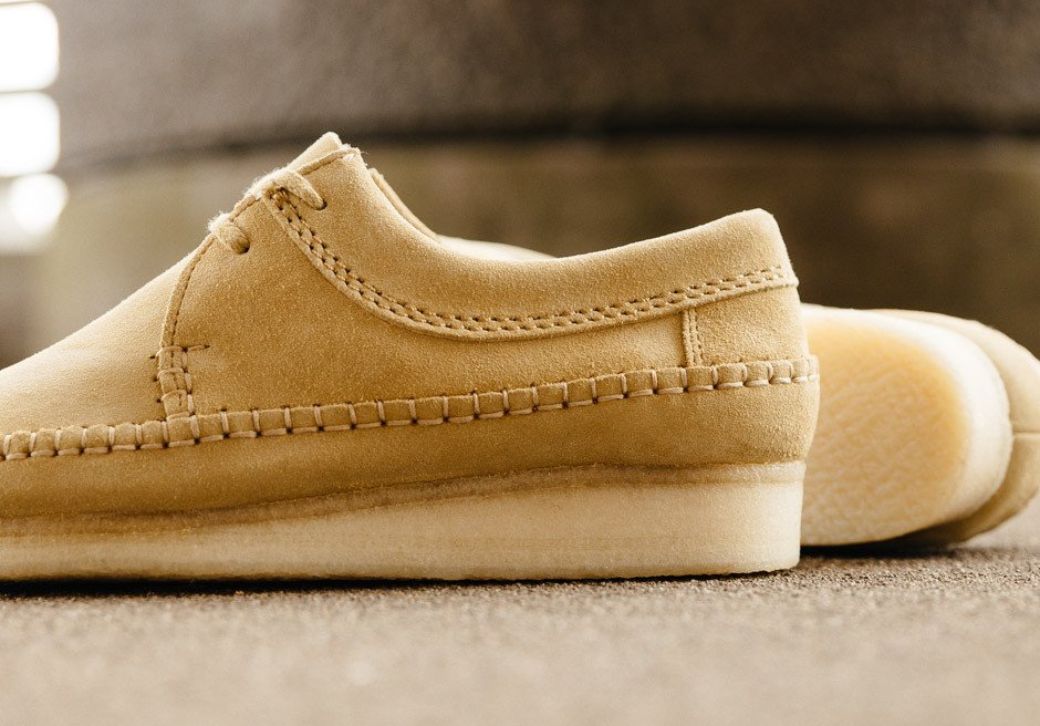 Chaussure Clarks Originals Weaver 'Maple Suede' (3)