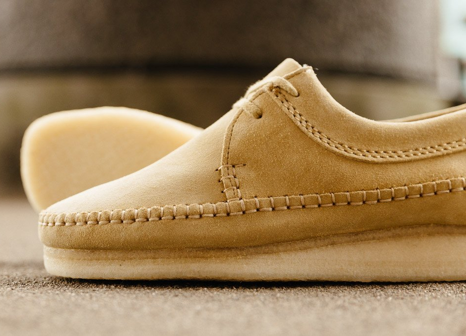 Chaussure Clarks Originals Weaver 'Maple Suede' (4)