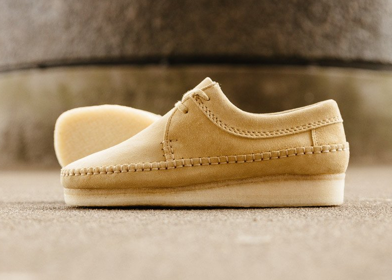 Chaussure Clarks Originals Weaver 'Maple Suede' (5)