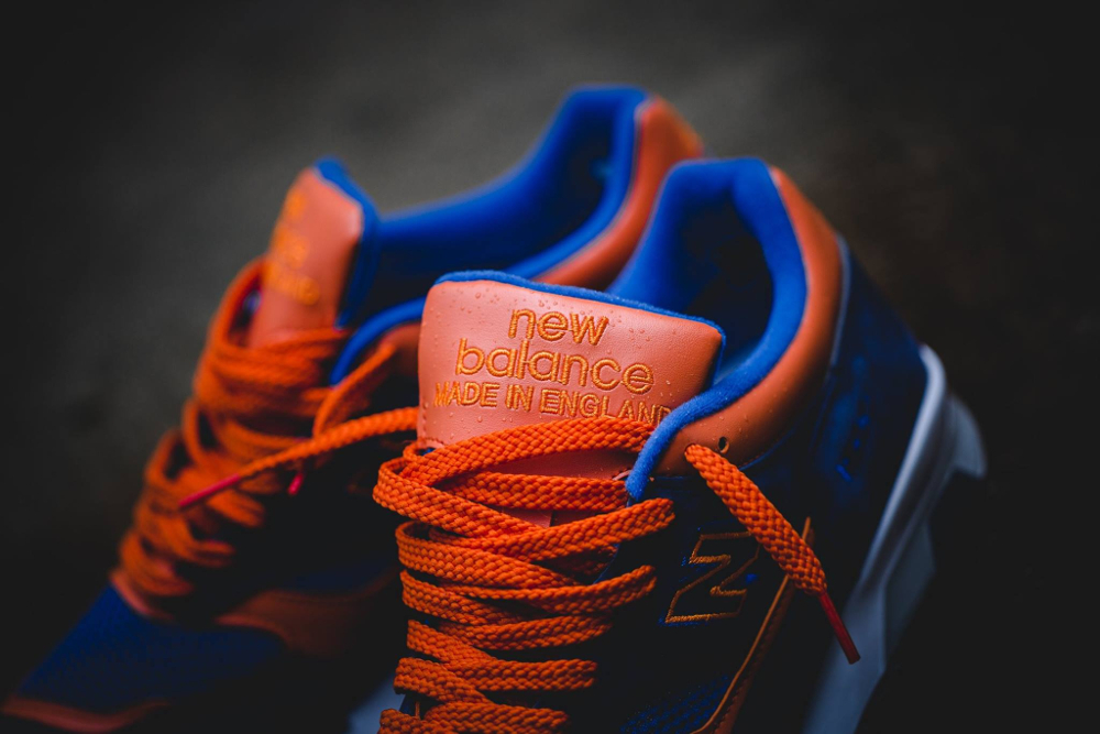 Chaussure New Balance M1500NO Navy Orange (4)
