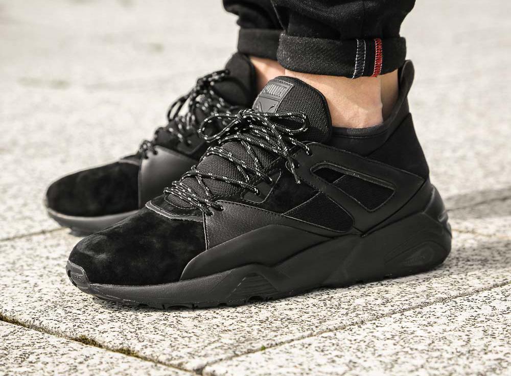 Chaussure Puma Blaze Of Glory Sock noire (1)