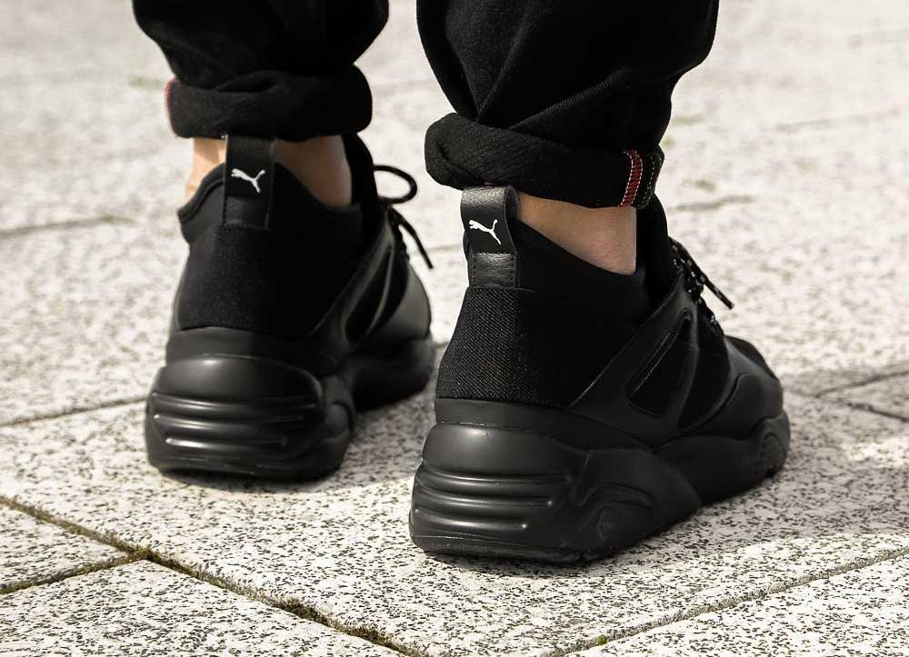 Chaussure Puma Blaze Of Glory Sock noire (2)