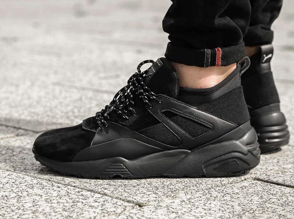 Chaussure Puma Blaze Of Glory Sock noire (3)