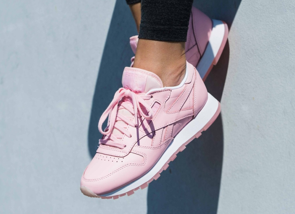 Face Stockholm x Reebok Genuis Pink : Classic Leather & Club