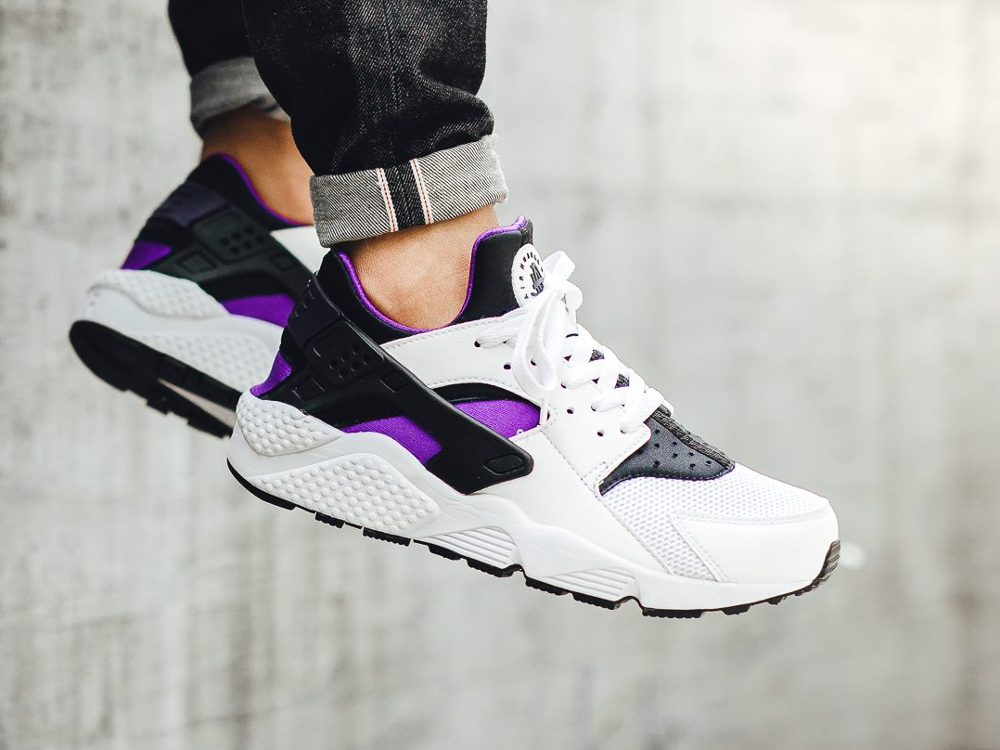 Nike Air Huarache OG Retro 'Hyper Grape'