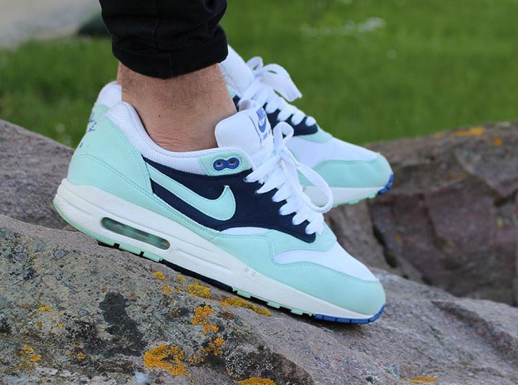 Nike Air Max 1 ID Mint Candy - @kifraaan