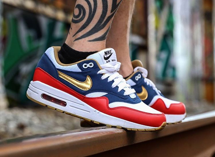 Nike Air Max 1 ID Olympic - @chrisdbes