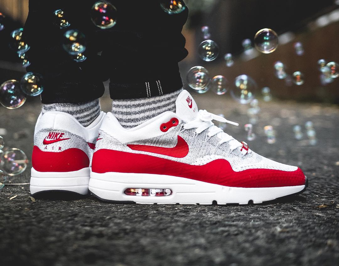 Nike Air Max 1 Ultra Flyknit OG Sport Red - @lucasblackman (3)