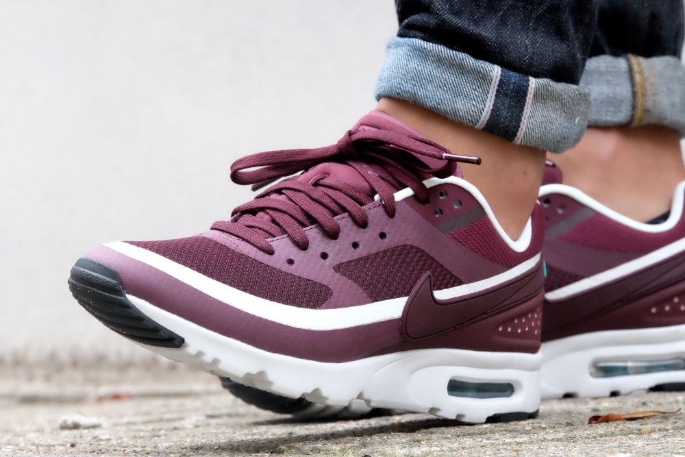 Nike Air Max BW Ultra 'Night Maroon'
