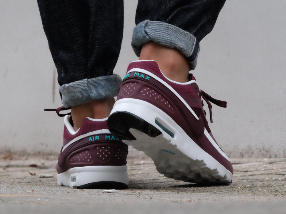 nike air max bw bordeaux