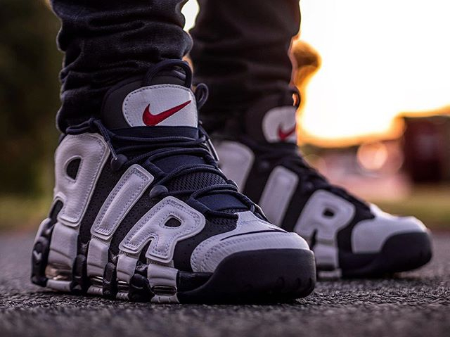 Nike Air More Uptempo 'Olympic Rio 2016' Scottie Pippen (@malishoez1) (1)