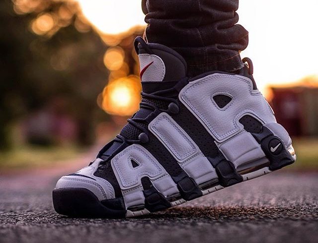 Nike Air More Uptempo 'Olympic Rio 2016' Scottie Pippen (@malishoez1) (2)