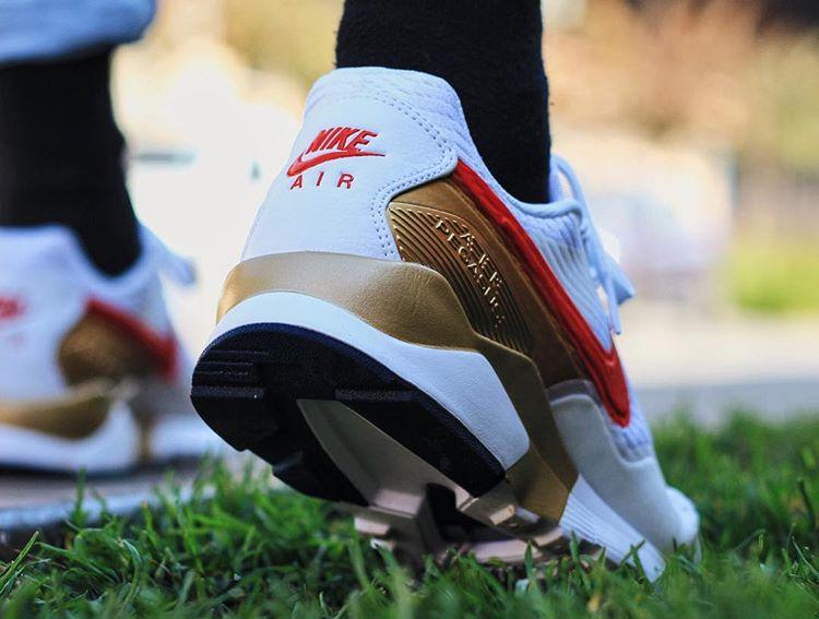 Nike Air Pegasus 92 16 Olympic (femme) (6)