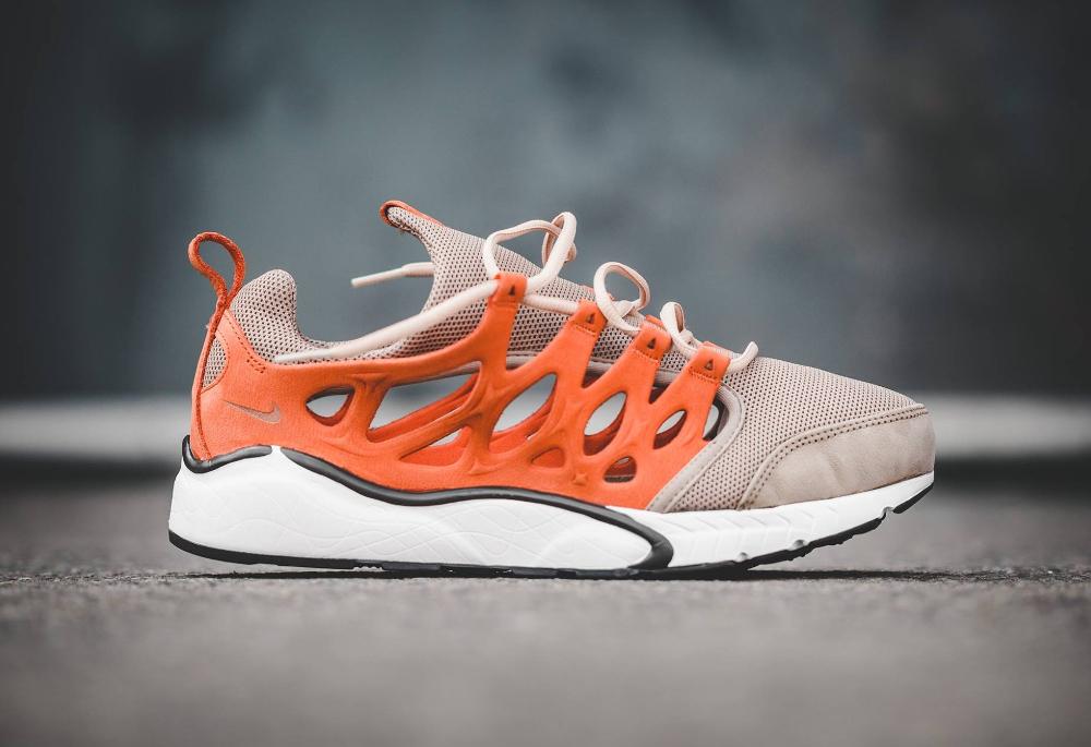 Nike Air Zoom Chapuka SP Vachetta Tan Safety Orange (homme) (1)