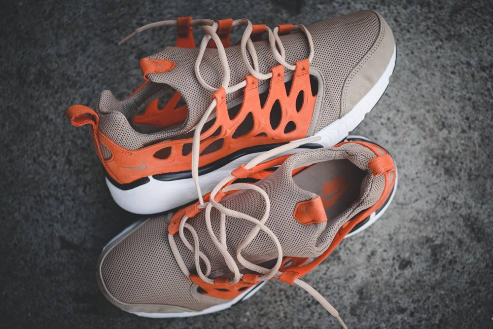 Nike Air Zoom Chapuka SP Vachetta Tan Safety Orange (homme) (2)