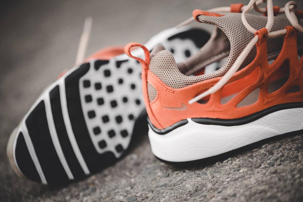 Nike Air Zoom Chapuka SP Vachetta Tan Safety Orange (homme) (4)