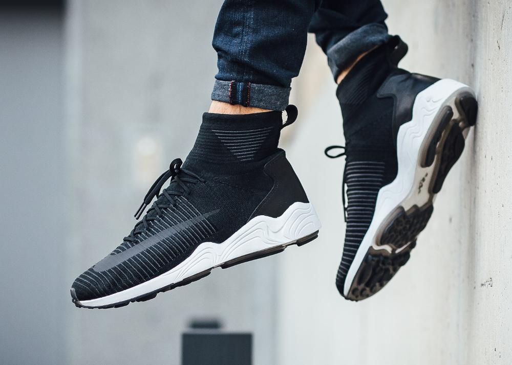 Nike Air Zoom Mercurial XI FK Black (noire) (2)