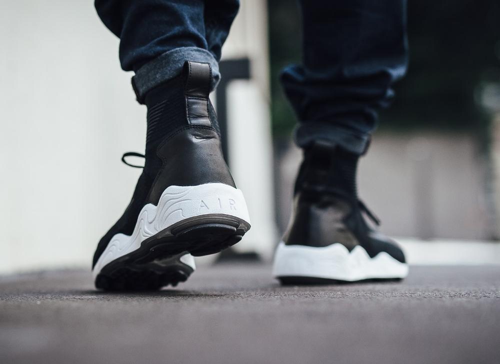 Nike Air Zoom Mercurial XI FK Black (noire) (3)