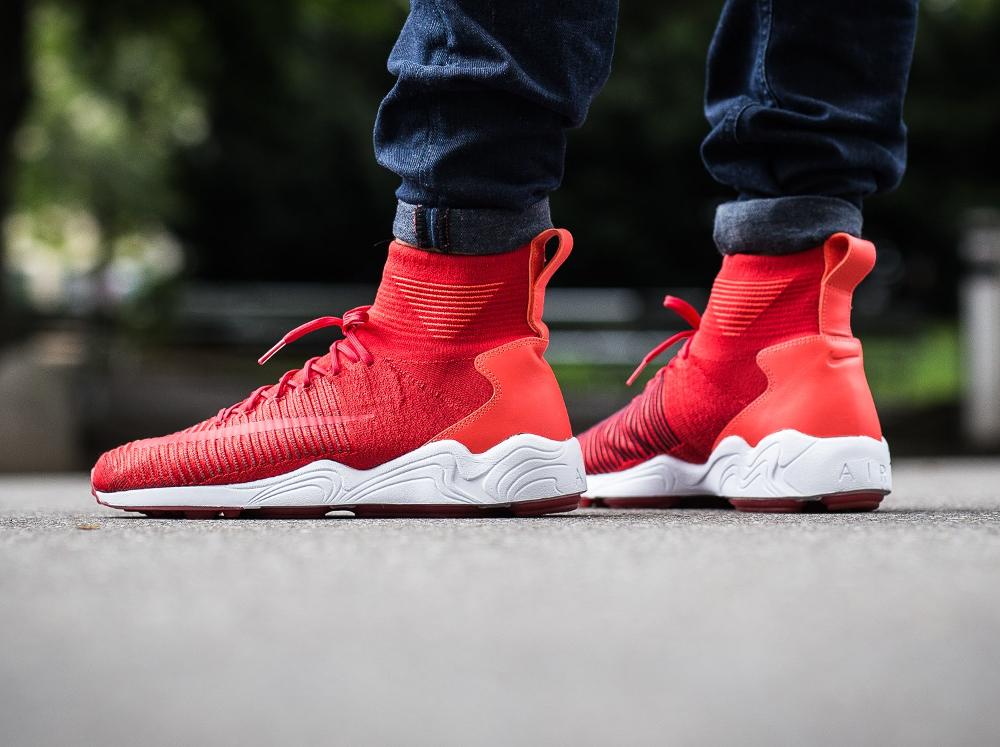 Nike Air Zoom Mercurial XI FK University Red (rouge) (1)