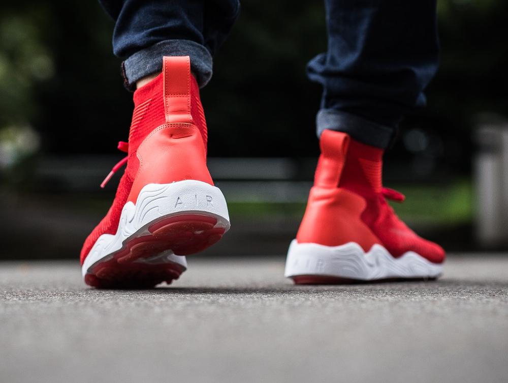 Nike Air Zoom Mercurial XI FK University Red (rouge) (2)