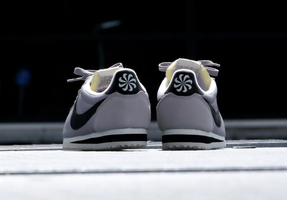Nike Cortez Nylon AW 'Matte Silver'