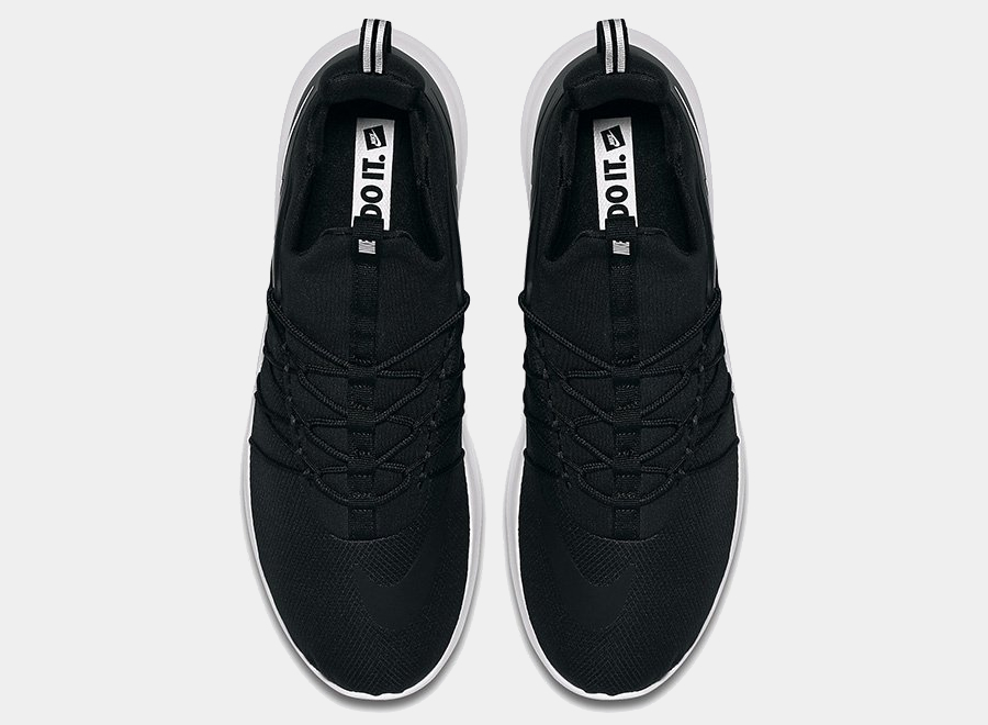 Où trouver la Nike Darwin Flywire 'Black White' 2016