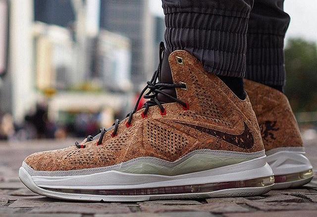 Nike Lebron 10 Cork - @j_smoove_23