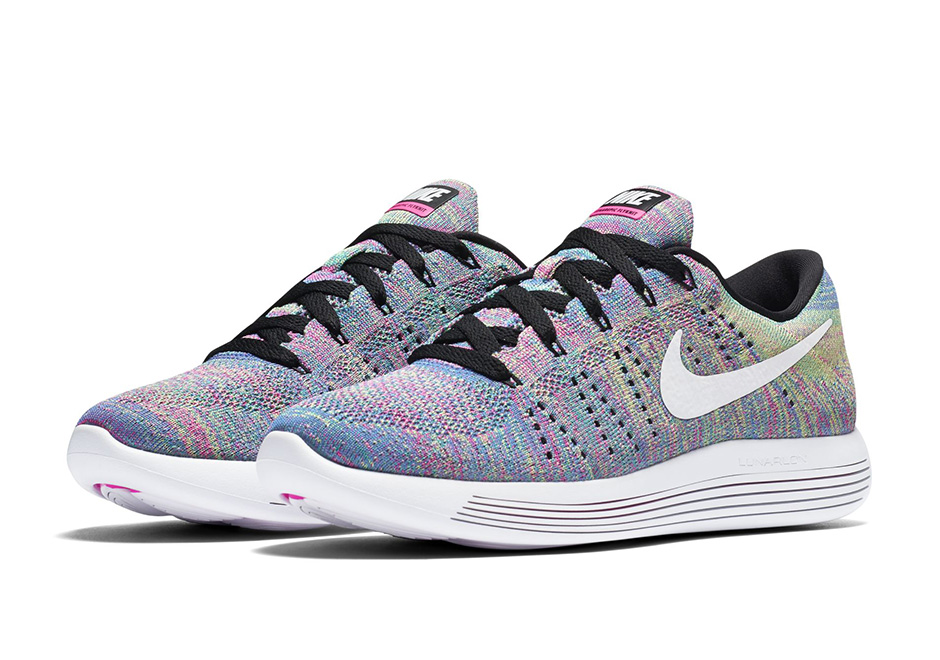 Nike Lunarepic Flyknit Low Multicolor (2)