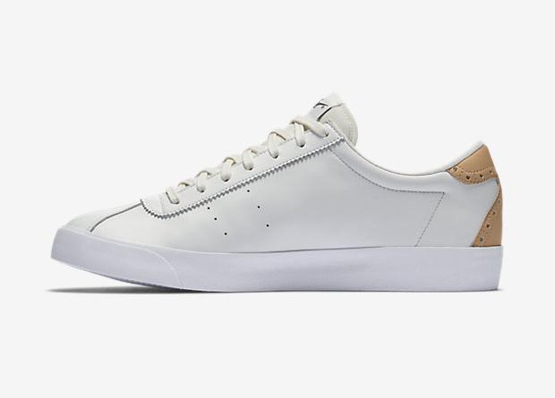 Nike Match Classic Suede White Vachetta Tan (4)