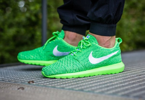 La collection Nike Roshe Flyknit NM (automne 2016)