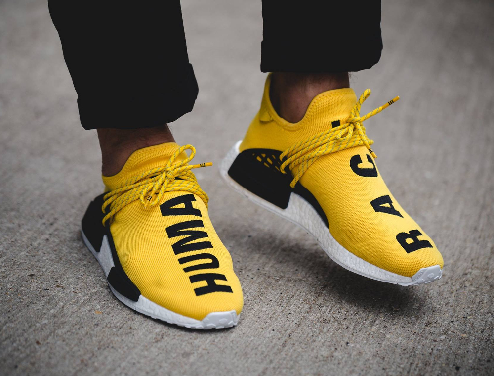 Pharrell Williams x Adidas NMD Runner 'Human Race'