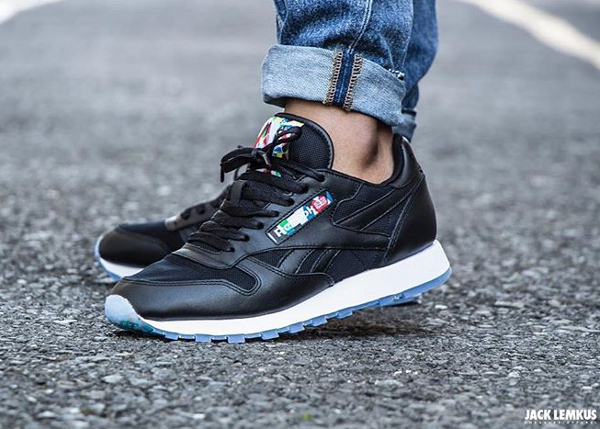 Le pack Reebok Classic Leather BF