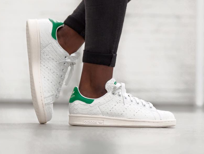 acheter chaussure Adidas Stan Smith W OG Reptile Snake Scales (femme) (5)