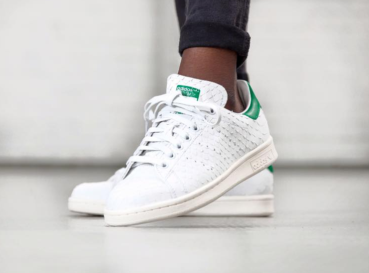stan smith blanche ecaille
