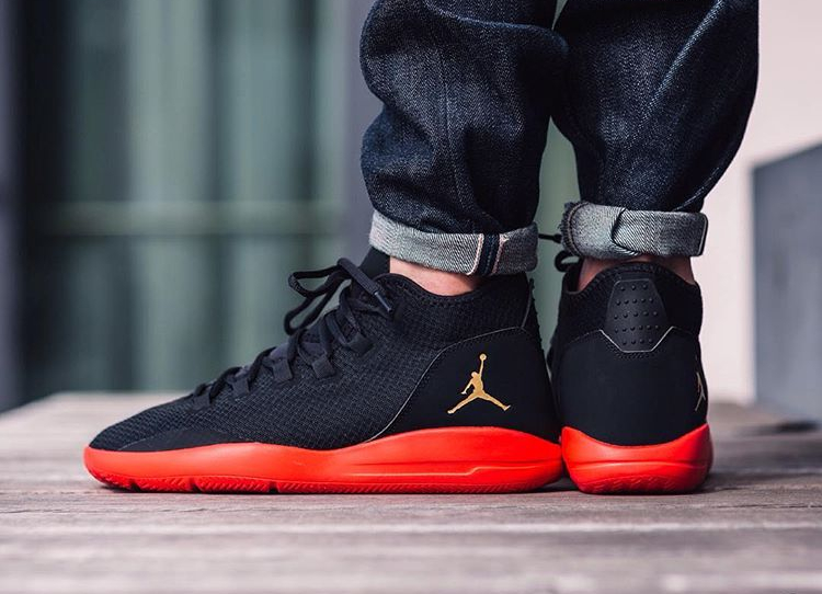 acheter chaussure Air Jordan Reveal 'Black Infrared 23 Metallic Gold'