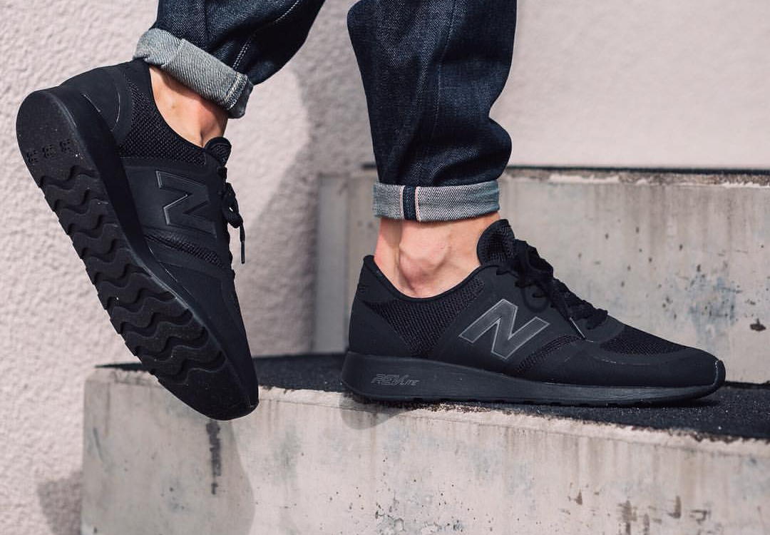 acheter chaussure New Balance MRL 420 TB 'Triple Black'