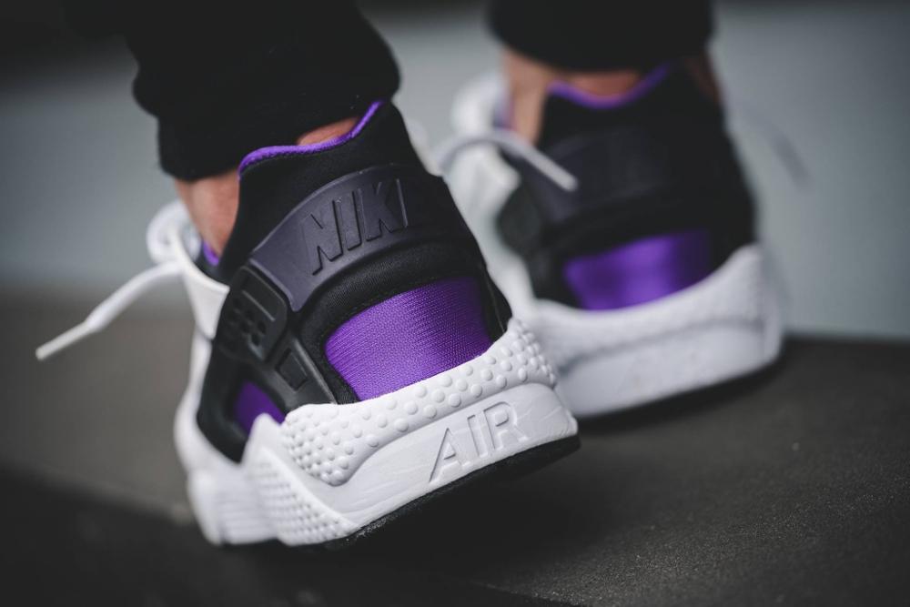 acheter chaussure Nike Air Huarache OG Purple Punch Retro 2016 (2)