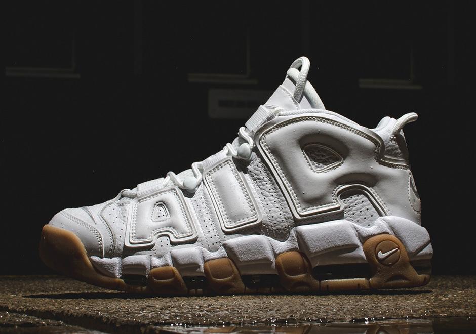 acheter chaussure Nike Air More Uptempo 'White Gum' Scottie Pippen (1)