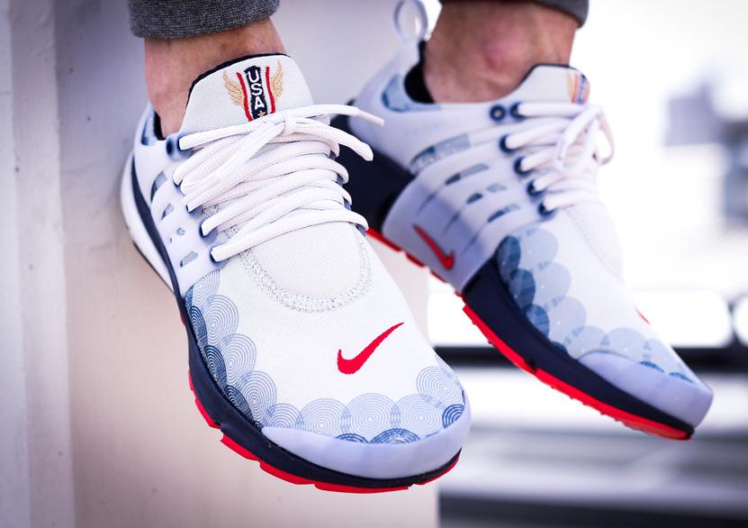 acheter chaussure Nike Air Presto GPX USA Olympic 2016 (1)