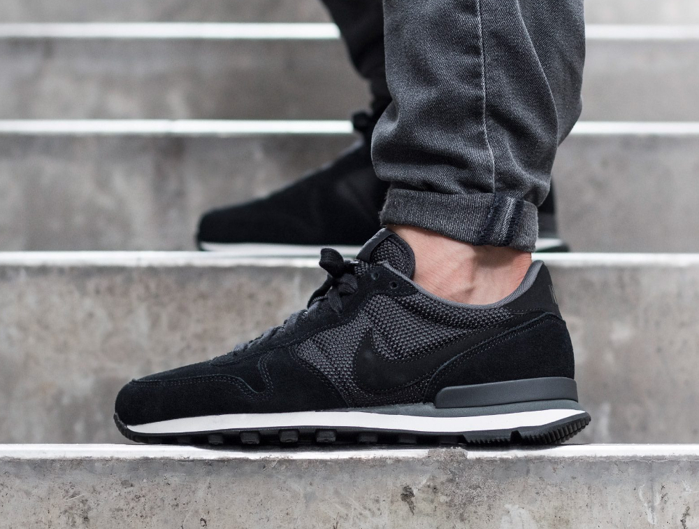 Nike Internationalist Premium 'Black'