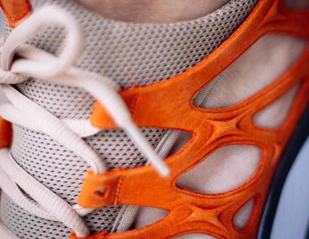 acheter chaussure NikeLab Air Zoom Chalapuka Tan Safety Orange (3)