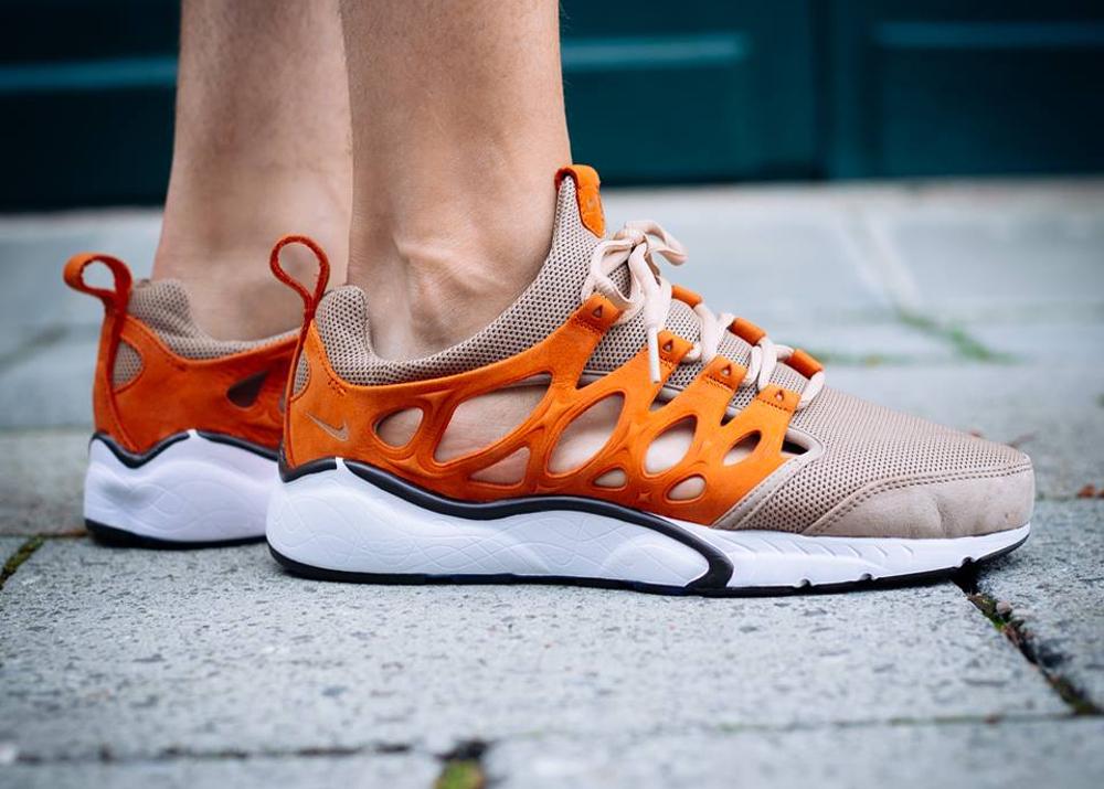 acheter chaussure NikeLab Air Zoom Chalapuka Tan Safety Orange (5)