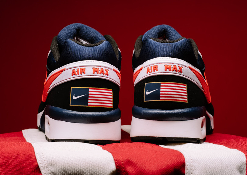 basket Nike Air Max BW 'USA' 2016 (7)