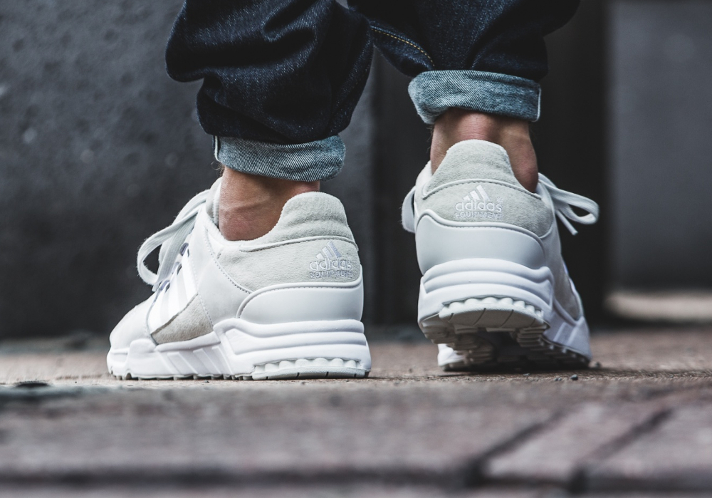 chaussure Adidas EQT Support 93 'Vintage White' (2-1)