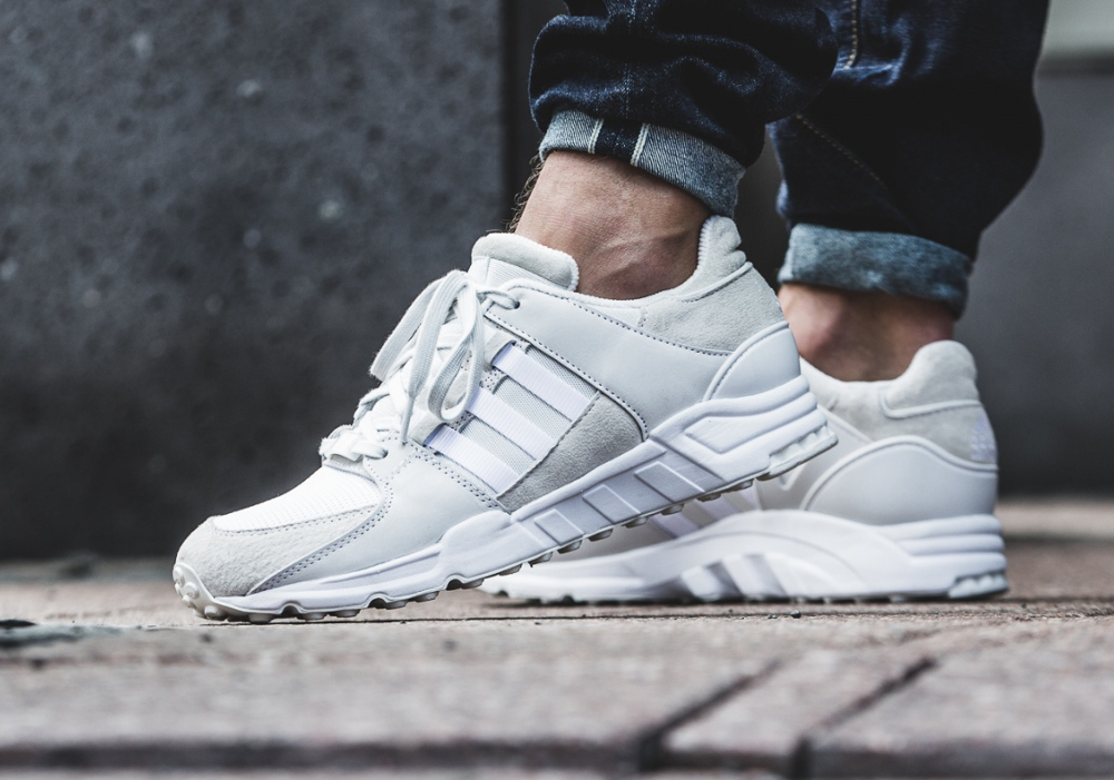 chaussure Adidas EQT Support 93 'Vintage White' (3)